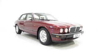 preview picture of video 'A Magnificent Jaguar XJ6 Gold Edition with Just 30,986 Miles and Full History - SOLD!'