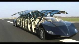 Крутые машины MERCEDES