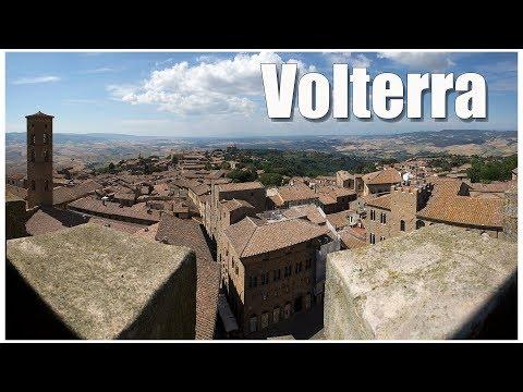 Италия:  Volterra