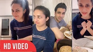 Divyanka Tripathi First Time Cooking in Life #MissiRotis!