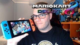 Mario Kart 8 DELUXE   Primeras impresiones (Nintendo Switch)