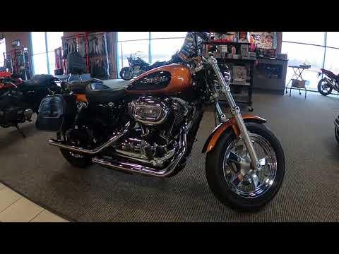 2016 Harley-Davidson 1200 Custom XL1200C