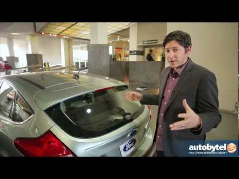 2012 Ford Focus Electric: Video Road Test and Review
