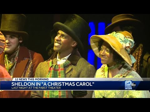 Familiar face appears in the Rep's 'A Christmas Carol'