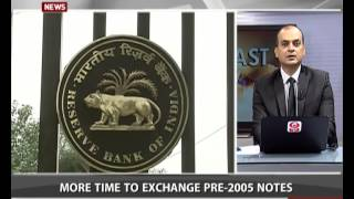 Deadline for exchange of old notes extended