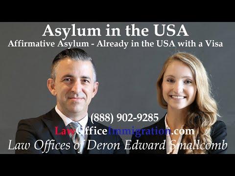 Affirmative Asylum Overview