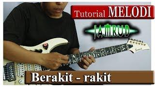 Gambar cover Belajar Melodi JAMRUD BERAKIT-RAKIT