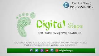 Digitalsteps: seo and digital Marketing Company.