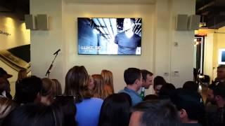 Samsung Q&A: Luke Bryan with Erin Andrews