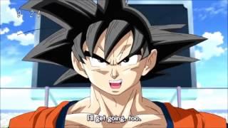 Luffy VS Goku VS Toriko Fight