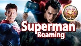 RoV : สอนเล่น Superman ยังไงให้รวย! (โรมมิ่ง)