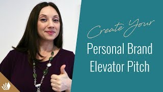 How To Create Your Personal Brand Elevator Pitch (With Examples)