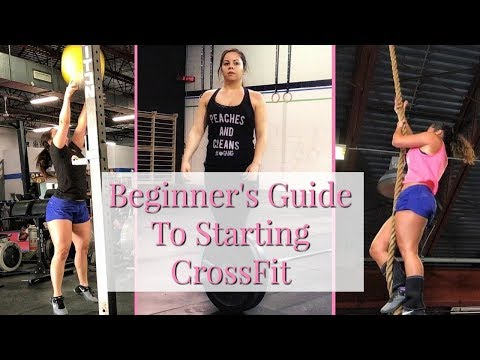 Beginner's Guide to Starting CrossFit