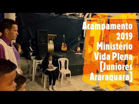 Acampamento 2019 - Juniores Araraquara
