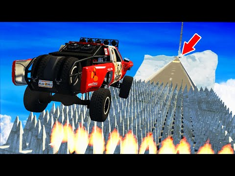 DRIVE to SURVIVE! #2 - BeamNG Drive | CrashTherapy