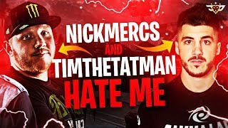NICKMERCS AND TIMTHETATMAN HATE ME! FUNNIEST VIDEO I'VE EVER HAD! (Fortnite: Battle Royale)