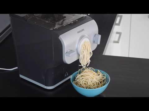 Philips Pastamaker HR2358/12 im Test - Nudelmaschine Test