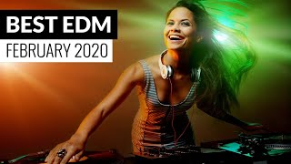 BEST EDM FEBRUARY 2020 💎 Electro House Charts Music Mix