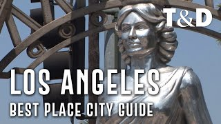 Los Angeles 🇺🇸 Best Places City Guide [ Full Video ] Traver&Discover