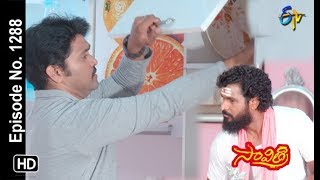 Savithri | 22nd May 2019 | Full Episode No 1288 | ETV Telugu