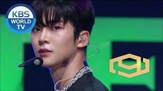 SF9 - Summer Breeze(여름 향기가 날 춤추게 해) [Music Bank / 2020.07.10]