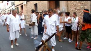 preview picture of video 'PATRONA POLLENÇA 02 08 2012'