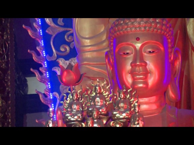 Lễ Thế Phát Xuất Gia 2016 tại Chùa Khai Nguyên
