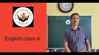 English Class 4 | English communication | Online Teaching | Akshara Teachers Training | English - ONLINE