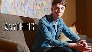 Frank Pole feat. Greyson Chance, 'Anything' (Lyrics)