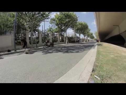Skateboarding in Shanghai: Old Guy Street Spots