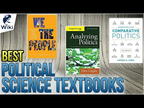 10 Best Political Science Textbooks 2018