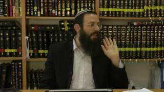 """הלכות שמחות סימן תב הרב אריאל  אלקובי שליט""""א"""