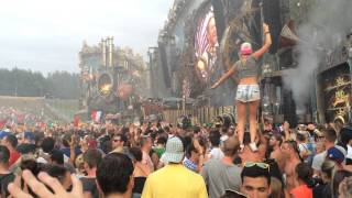 David Guetta - Bad - Tomorrowland 2014