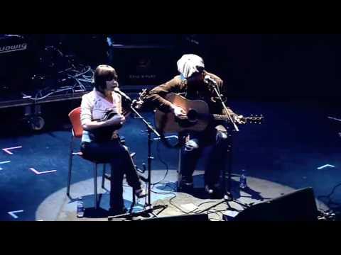 THE FLOORBIRDS - LIVE TANNED TIN (2008)