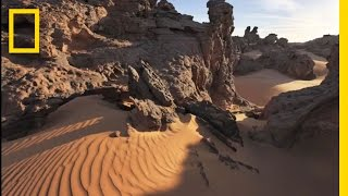 Unseen Sahara: Libya From the Sky | National Geographic thumbnail
