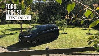 Ford Edge ST - Test Drive