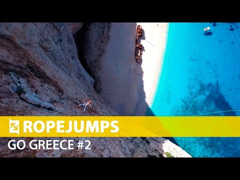 Greece rope-jump trip par1
