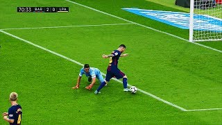 ROBBED Player of the Year ►Only Lionel Messi Can Do All This in 1 Year ||HD||
