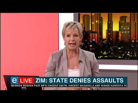 Zimbabwe soldiers' impersonation excuse an insult – VIDEO