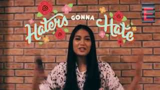 Anne Curtis, Solenn Heussaff, Gerald Anderson, Isabelle Daza Read Haters' Comments