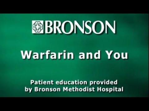 warfarin látás)