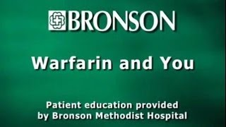 Warfarin and You