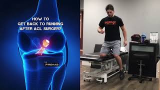 How To Get Back To Running After ACL Surgery