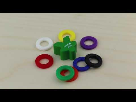 Ring, Blue video