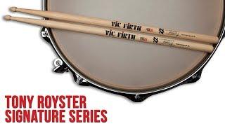 Product Spotlight: Tony Royster Jr. Signature Stick (STR2)