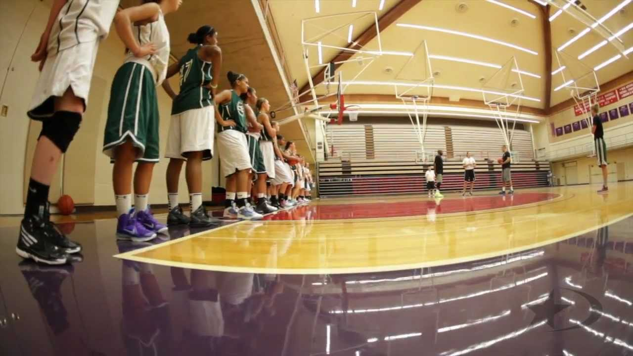 NBC Basketball Camp - High School Team Camp - Video