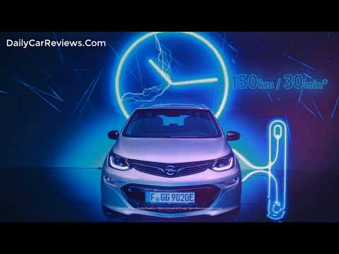 2018 Opel Ampera e Review – An Affordable High-Tech Electric Car