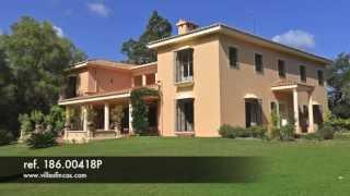 preview picture of video 'Large Estate in Jimena de la Frontera'