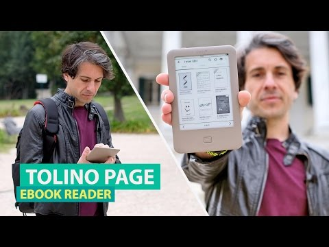 RECENSIONE Tolino Page: è il miglior ebook reader economico?
