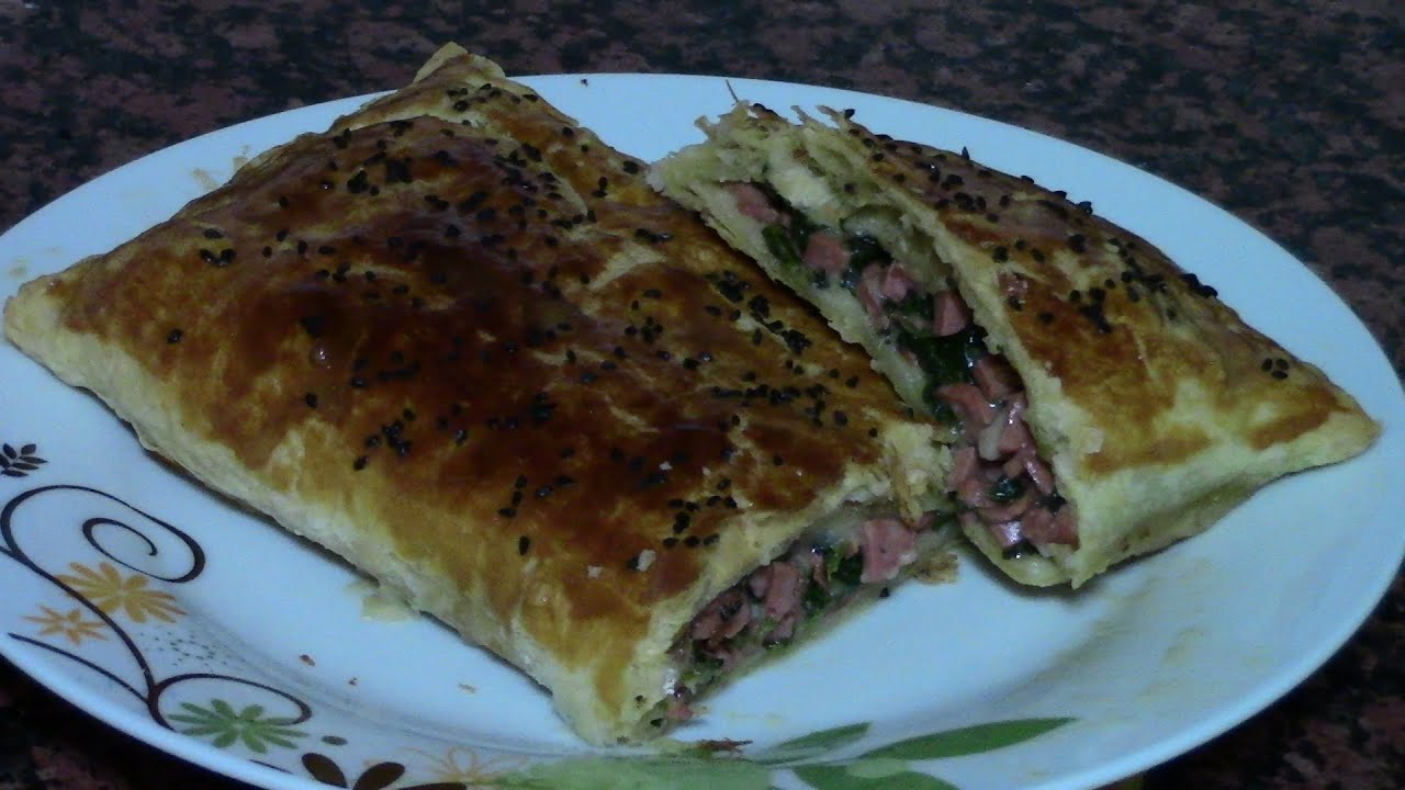 EMPANADA DE ESPINACAS | recetas de cocina faciles rapidas y economicas de hacer - comidas ricas